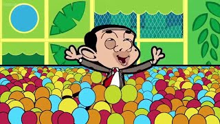 Bean Cartoon - Long Compilation #126 ᐸ3 Mister Bean Number One Fan in HD