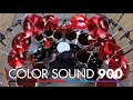 Download Video Aquiles Priester's new Color Sound 900 Cymbal Set (English) 3GP MP4 FLV
