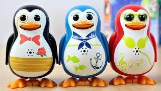 Silverlit - Digi Penguins - Śpiewające Pingwiny -  883333 - Recenzja