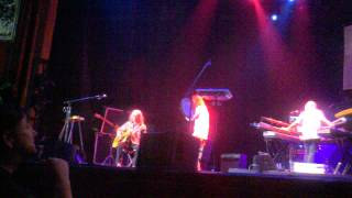2013 07 24   Yes   Turn of the Century Partial)   Warner Theater   Washington DC