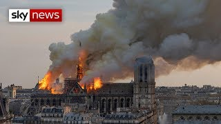 Special Report: Notre-Dame in flames