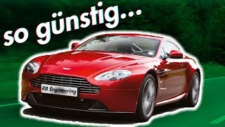 5 günstige Autos die dich reich aussehen lassen!