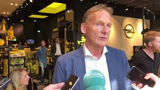 BVB-Boss Watzke über Stöger und den Saison-Endspurt