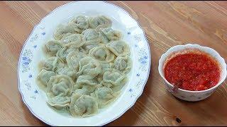 Dooshbareh طرز تهیه دوشبره غذای سنتی کشور آذربایجان و روسیه