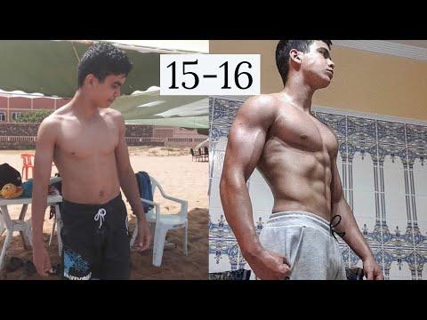 1 Year Calisthenics Transformation