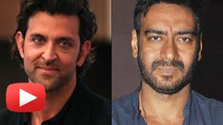 Ajay Devgn Scared of Hrithik Roshan? | Baadshaho vs Mohenjodaro