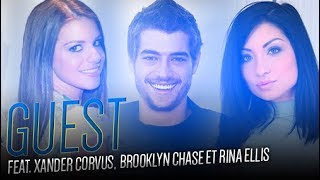 Xander Corvus, Brooklyn Chase et Rina Ellis - Manuel Ferrara