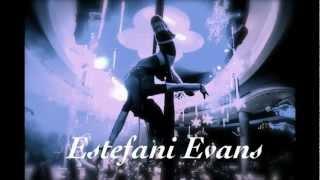 Estefani Evans - Silks/tissue - Aerialist Demo