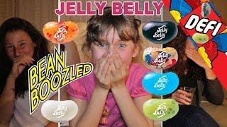 [CHALLENGE] Jelly Bean Bean Boozled Challenge à 7 ans - Studio Bubble Tea