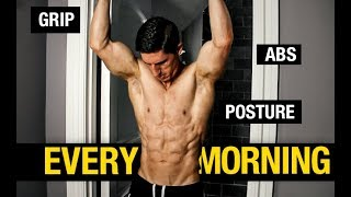 Do This EVERY Morning! (WORKOUT OR NOT)