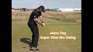 Jason Day Driver Swing 2015 (Super Slow Mo)
