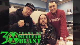 MUNICIPAL WASTE - Vinnie Stigma of Agnostic Front on