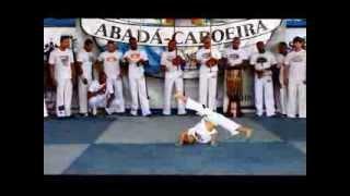 Samurai  e Serpente     -     Talentos da  Abada Capoeira   !!!