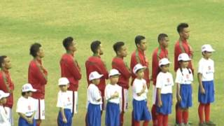 [2016.11.19] Thailand vs Indonesia - national anthems