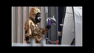 Novichok poisoning breakthrough as original container found