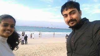 MARINA BEACH DUBAI | മറീന ബീച്ച് ദുബായ് | MALAYALAM TRAVEL VLOG |
