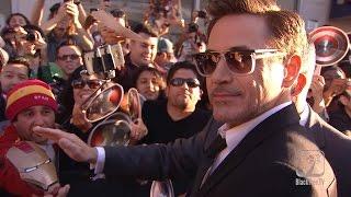 "The World Premiere of Marvel's ""Captain America: Civil War"""