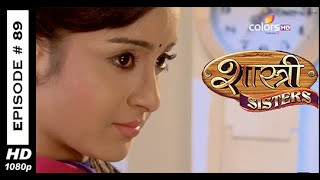 Shastri Sisters - शास्त्री सिस्टर्स - 31st October 2014 - Full Episode (HD)