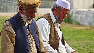 Devout Afghan Muslim converts to Christianity