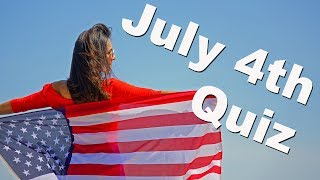 Quizzing Strangers in D.C. About Independence Day!