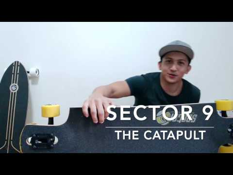 Sector 9 and Pro-tec helmet review