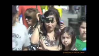 Shahram Shatarang Goes To Hollywood Blvd