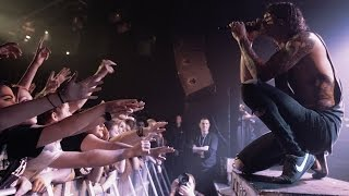 Blessthefall - Oathbreaker (Official Live Video)