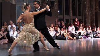 Tango: Sebastián Arce and Mariana Montes, 27/05/2016, Antwerpen Tango Festival, 3/4