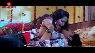 HOT Monalisa  Hot Bhojpuri masala navel saree bedroom song