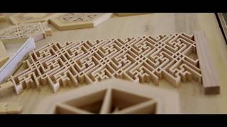 Kumiko - The Art of Wood setting - Japanese Traditional Art