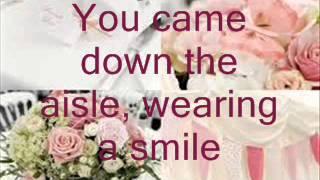 I Went To Your Wedding Lyrics victor wood