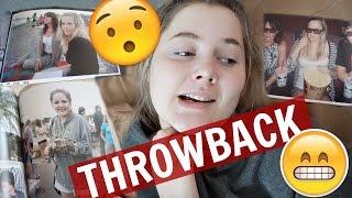 THROWBACK TIL 2010 - Vlog - Sanne og Asle