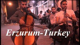 Turkey Erzurum (Kafe Balkon,Music Band)  Part 8