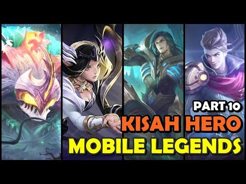 Xxx Mp4 KISAH HERO HERO DALAM GAME MOBILE LEGENDS PART 10 3gp Sex