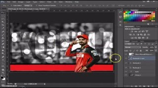 How to make a HD wallpaper from low quality image