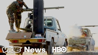 Victory in Mosul & Trump Taj Mahal: VICE News Tonight Full Episode (HBO)
