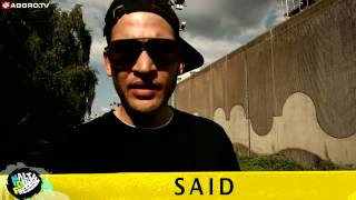 SAID HALT DIE FRESSE 03 NR. 154 (OFFICIAL HD VERSION AGGROTV)