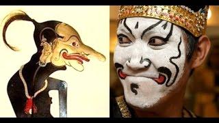 BELAJAR Mengenal Wayang - PETRUK - Punakawan - Learning Javanese Shadow Puppet [HD]