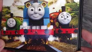 Thomas and Friends Home Media Reviews Episode 109 - Ultimate Friendship Adventures