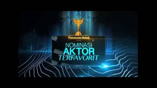 RCTI Promo Panasonic Gobel Award 2016 Nominasi Aktris dan Aktor Terfavorit