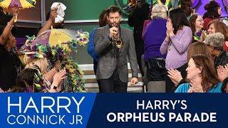 Why Did Harry Start Mardi Gras' Orpheus Parade 25 Years Ago?