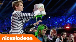 Kids' Choice Awards 2016 | Jace Norman slimma John Stamos | Nickelodeon