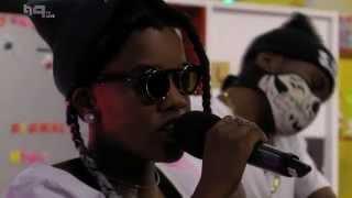 Toya Delazy Performs