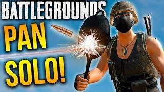 BATTLEGROUNDS NEW FRYING PAN META! + CHEEKY WINS | Player Unknown's Battlegrounds