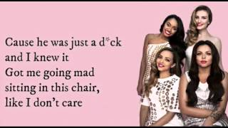 Little Mix - Hair ft. Sean Paul (Pictures & Lyrics)