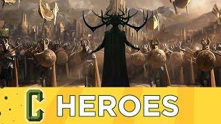Collider Heroes - Thor: Ragnarok Adds Jeff Goldblum, Karl Urban and Reveals New Characters