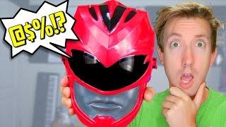 10 Weird Power Rangers Toys