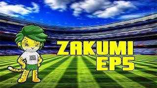 Zakumi EP5