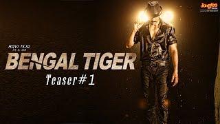 Bengal Tiger Teaser | Raviteja | Thamanna | Raashi Khanna | Sampath Nandi