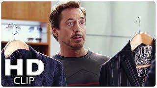"""SPIDERMAN HOMECOMING """"Tony Stark"""" Clip + Trailer (2017)"""
